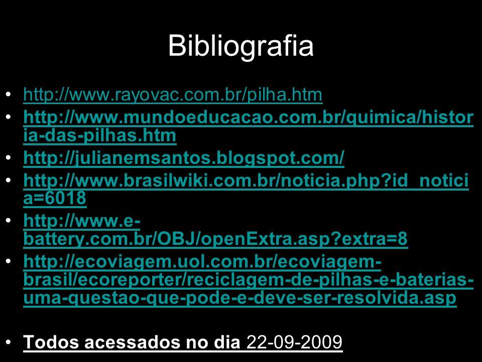 Escola: Escola Estadual Senador Filinto Müller Ano: 2009 Disciplina: Química Professora: Norilda Siqueira