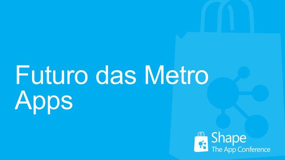 Futuro das Metro Apps
