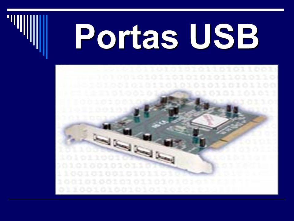 Portas USB