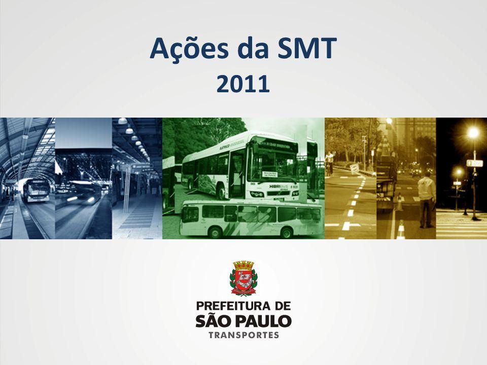 Ações da SMT 2011