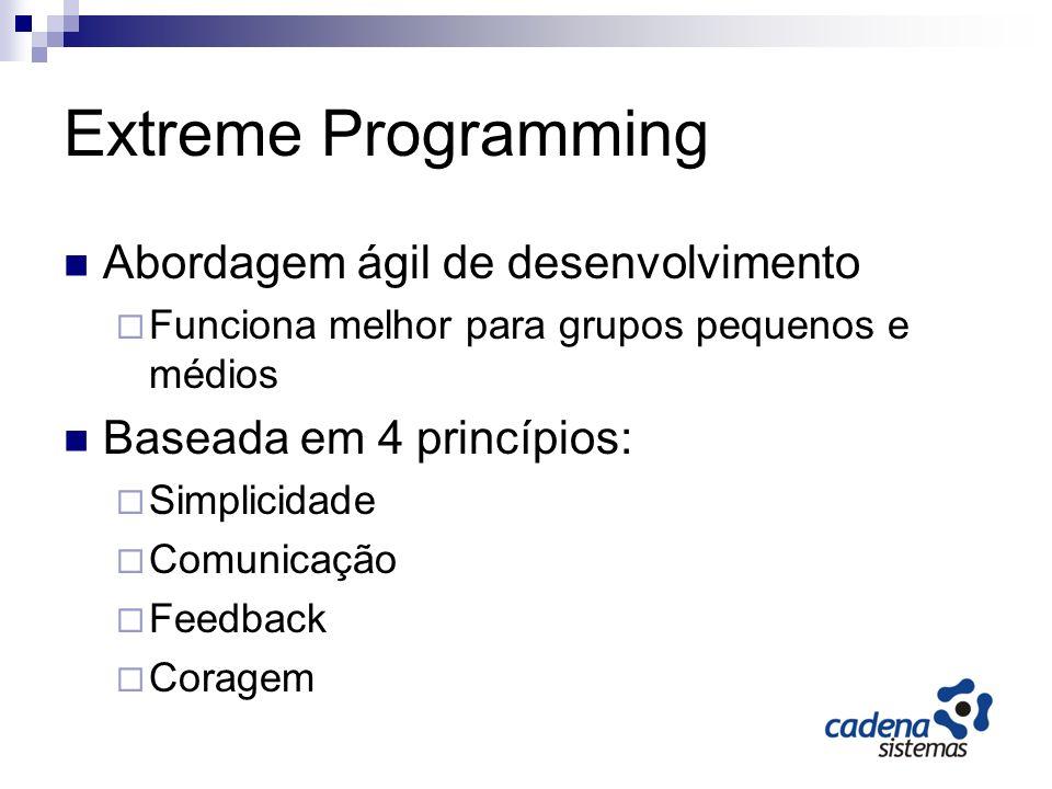 Atributos NUnit (cont.) Opcionais [TestFixtureSetUp] Método de inicialização.