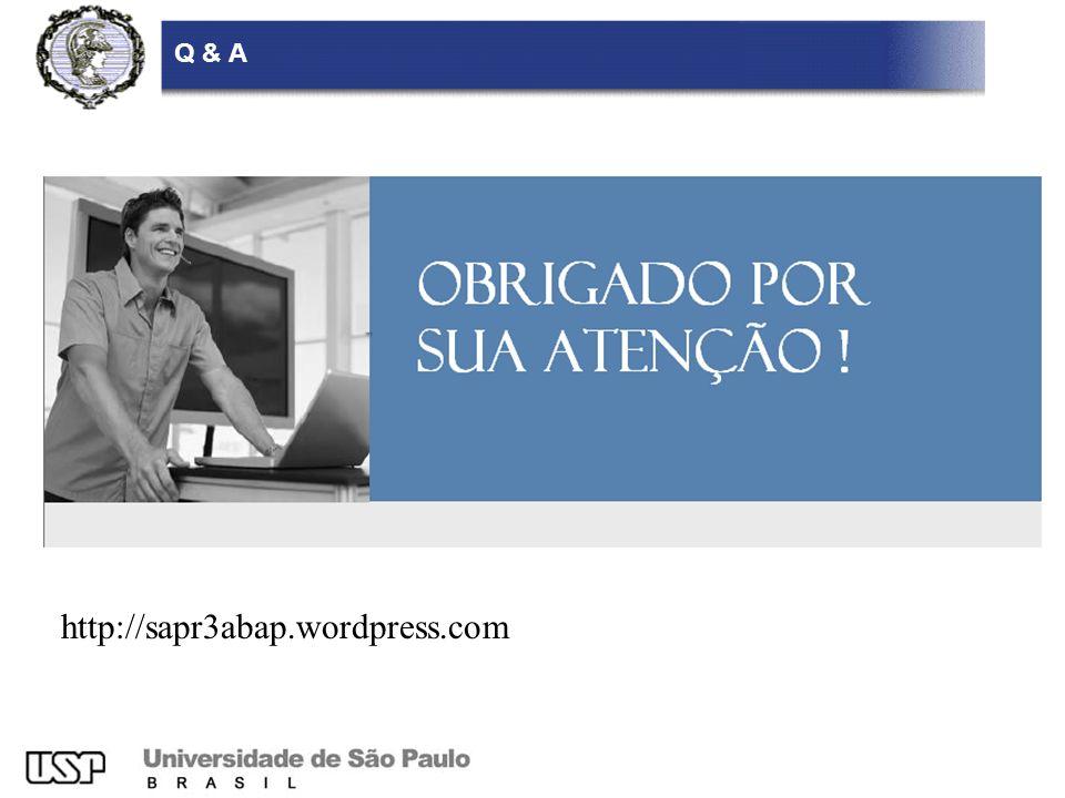 Q & A http://sapr3abap.wordpress.com