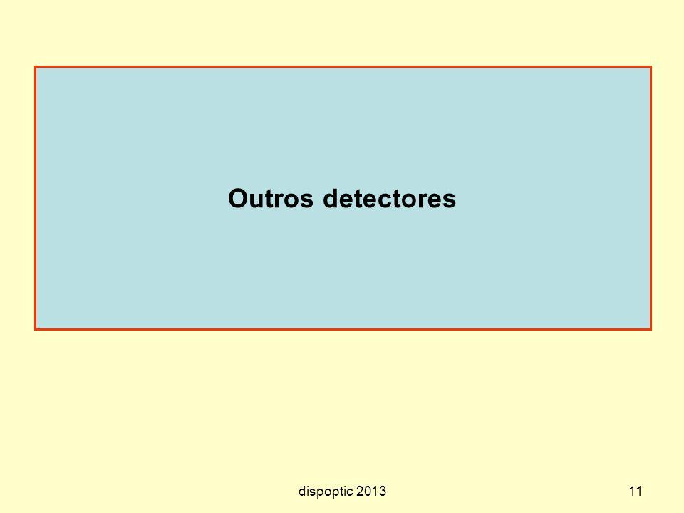 11 Outros detectores dispoptic 2013