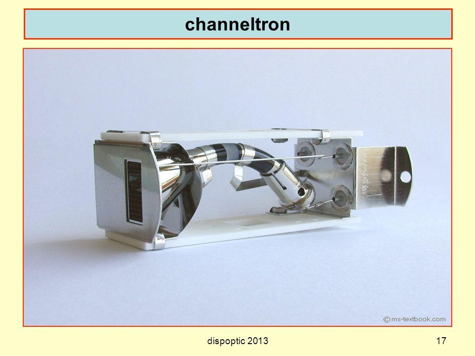 17 channeltron dispoptic 2013