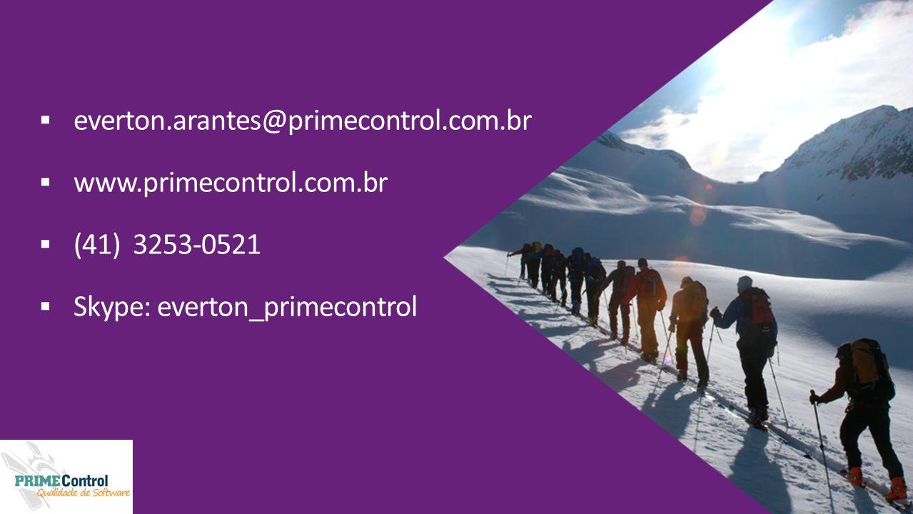 everton.arantes@primecontrol.com.br www.primecontrol.com.br (41) 3253-0521 Skype: everton_primecontrol