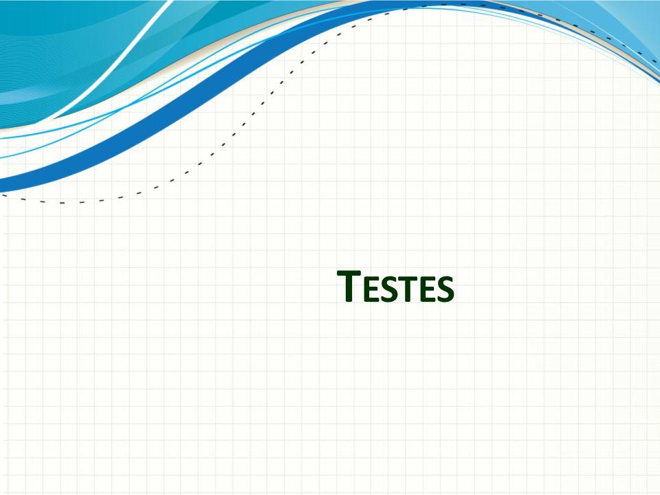 T ESTES