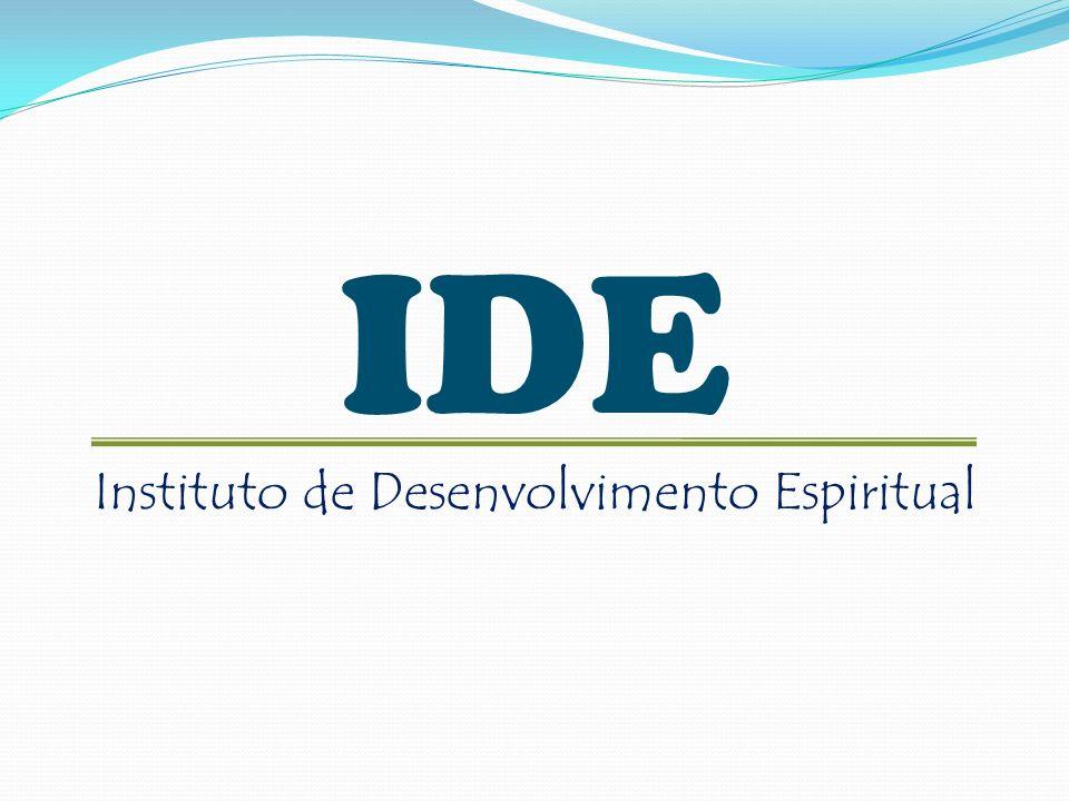 IDE Instituto de Desenvolvimento Espiritual