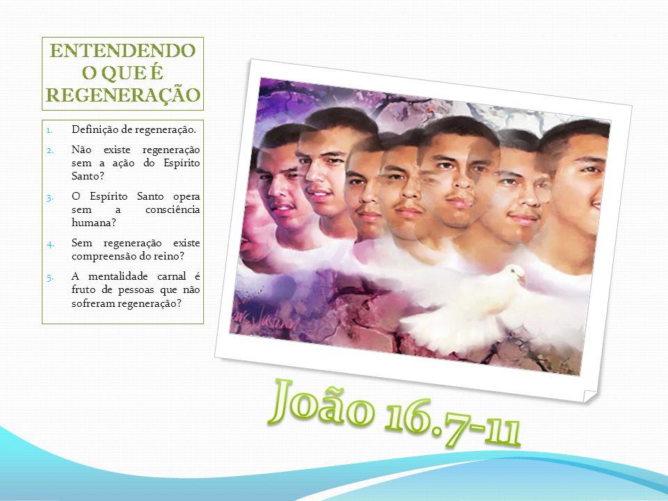 ENTENDENDO O PAPEL E O LUGAR DA IGREJA EM NOSSA VIDA 1.