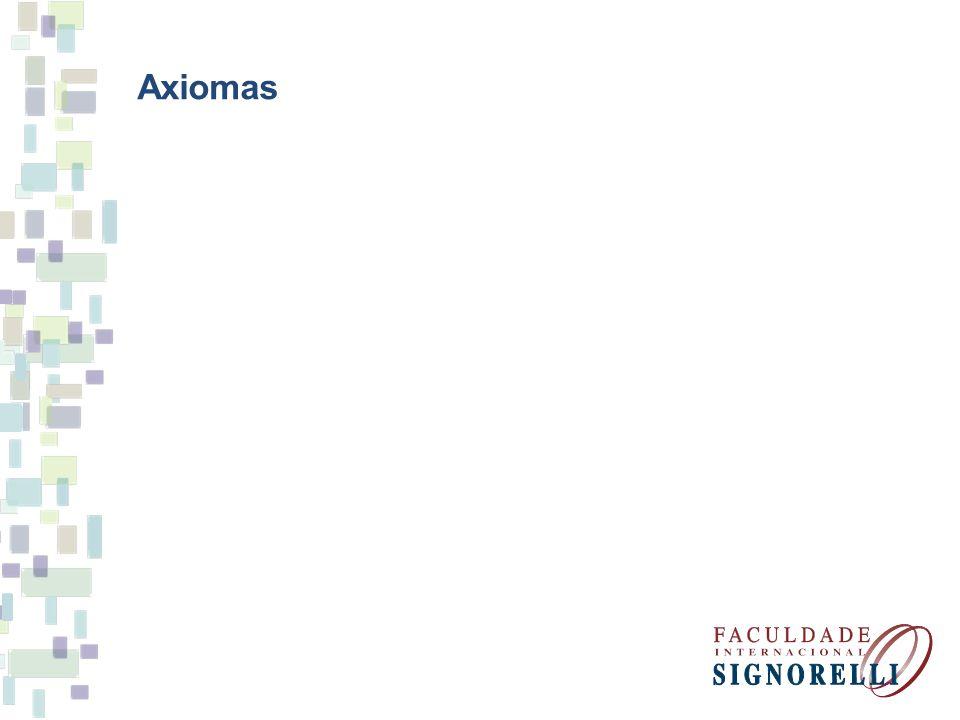 Axiomas