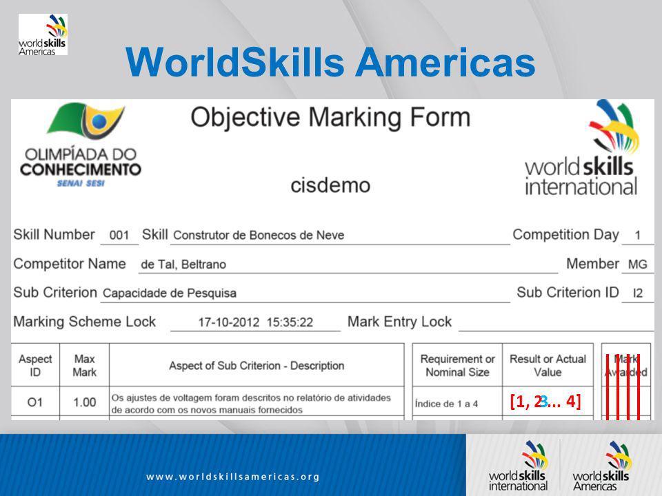WorldSkills Americas [1, 2... 4] 3