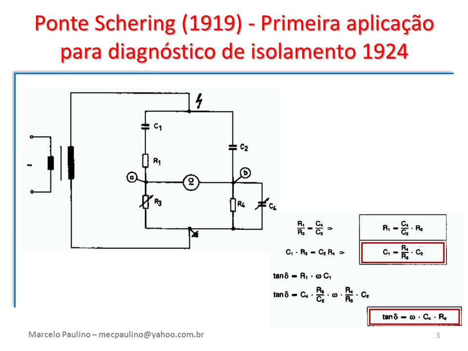 Teste em Banco de Reatores Marcelo Paulino – mecpaulino@yahoo.com.br 14