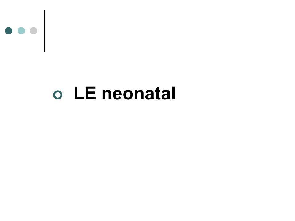 LE neonatal