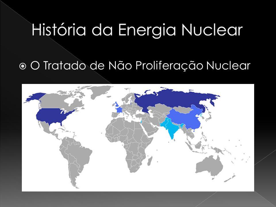 O Tratado de Não Proliferação Nuclear
