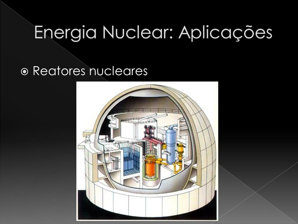 Reatores nucleares
