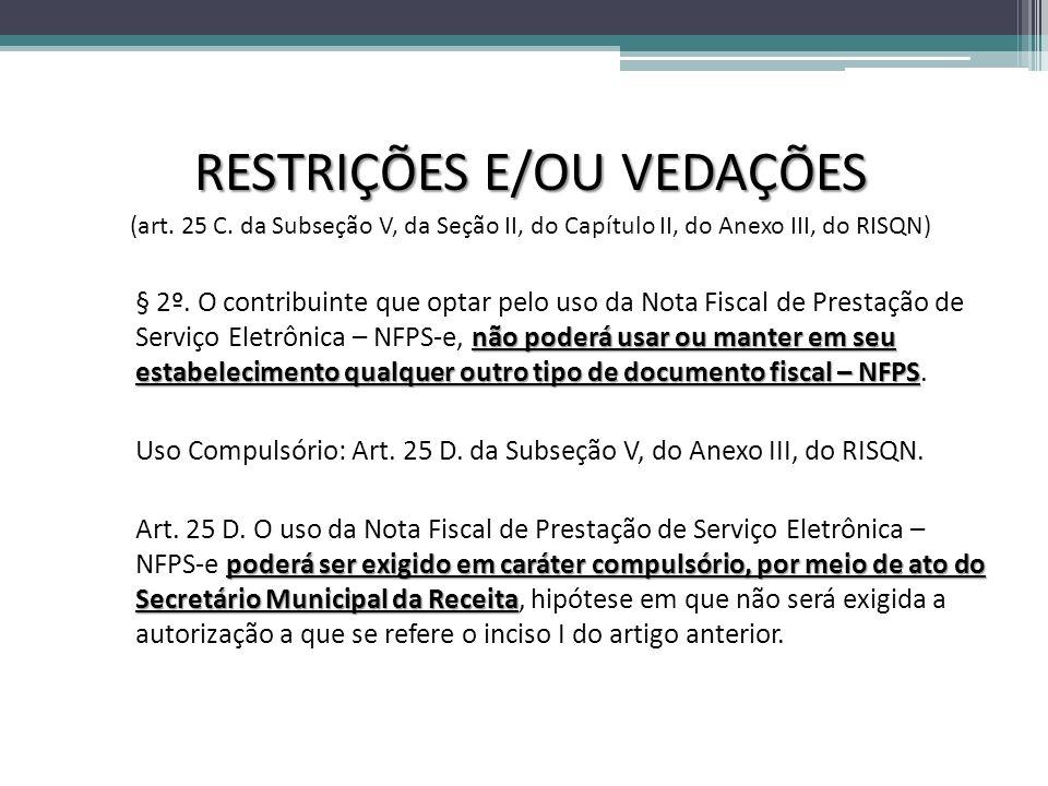 Consulta de NFPS-e
