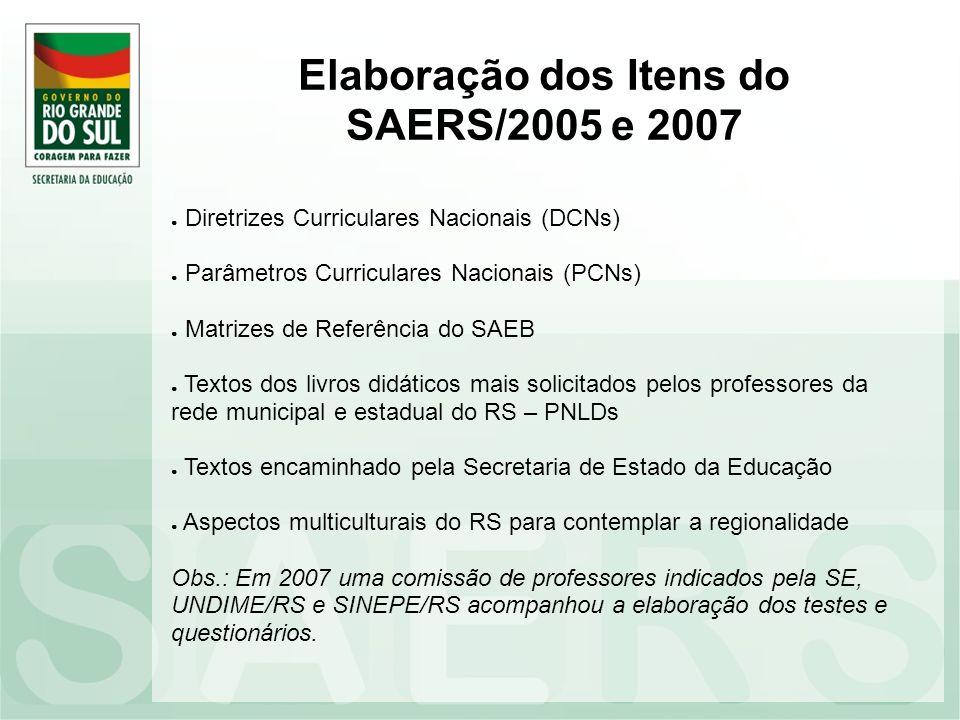 Diretrizes Curriculares Nacionais (DCNs) Parâmetros Curriculares Nacionais (PCNs) Matrizes de Referência do SAEB Textos dos livros didáticos mais soli