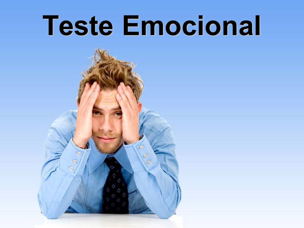 Teste Emocional