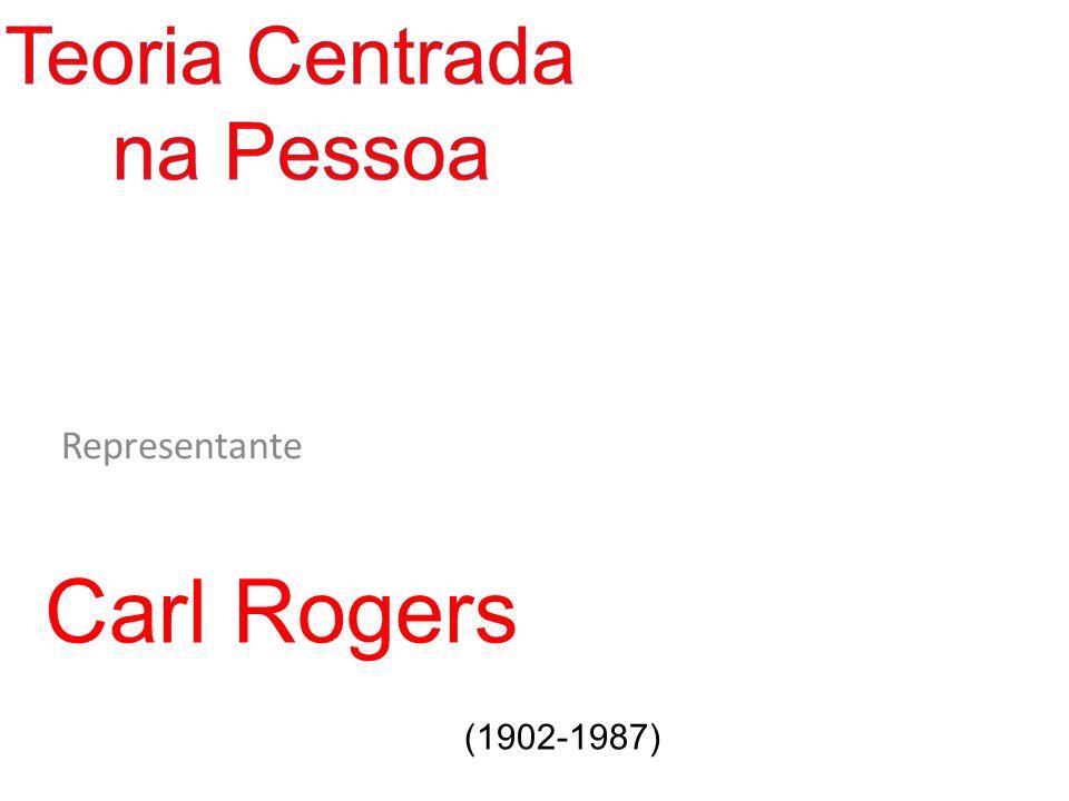 Representante Carl Rogers (1902-1987)