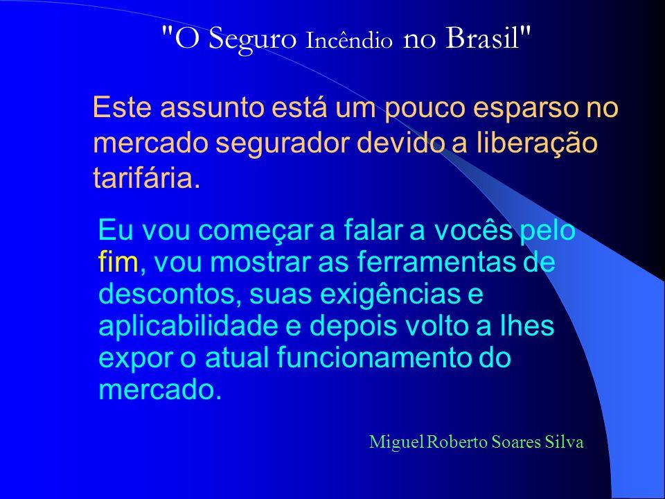 OS DESCONTOS SÃO ACUMULATIVOS PORÉM POSSUEM LIMITAÇÕES Miguel Roberto Soares Silva Para os equipamentos sob comando mais alarme.