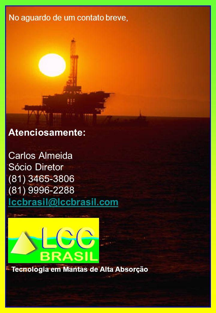 Atenciosamente: Carlos Almeida Sócio Diretor (81) 3465-3806 (81) 9996-2288 lccbrasil@lccbrasil.com lccbrasil@lccbrasil.com No aguardo de um contato br