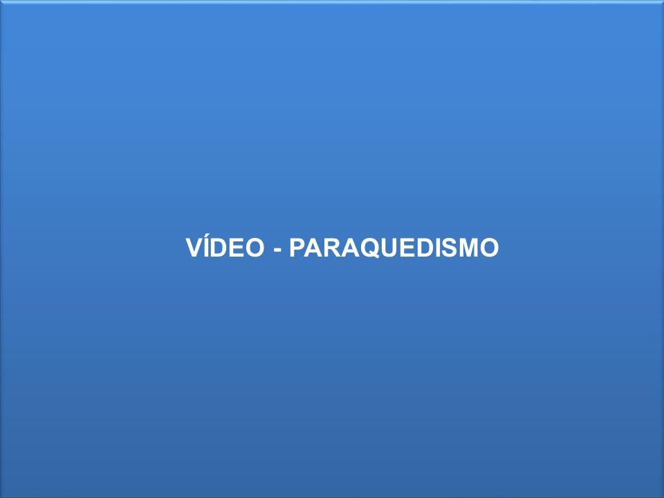 VÍDEO - PARAQUEDISMO