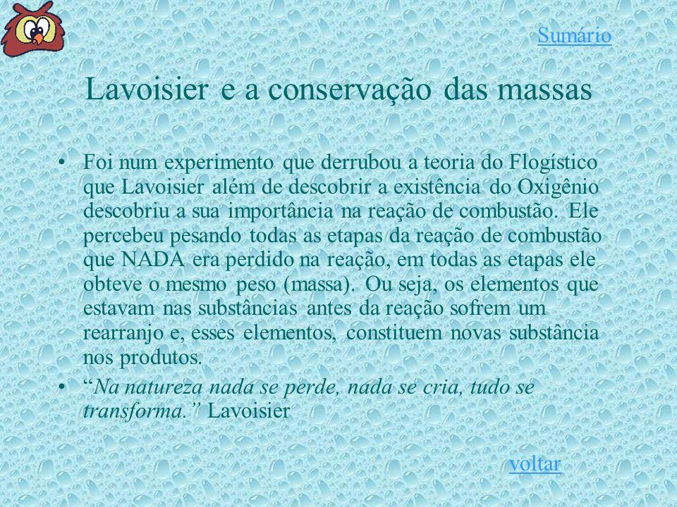 Balanceamento de equações O balanceamento é uma aplicação da Lei de Lavoisier – conservação das massas. Consiste em conferir e tentar igualar as quant