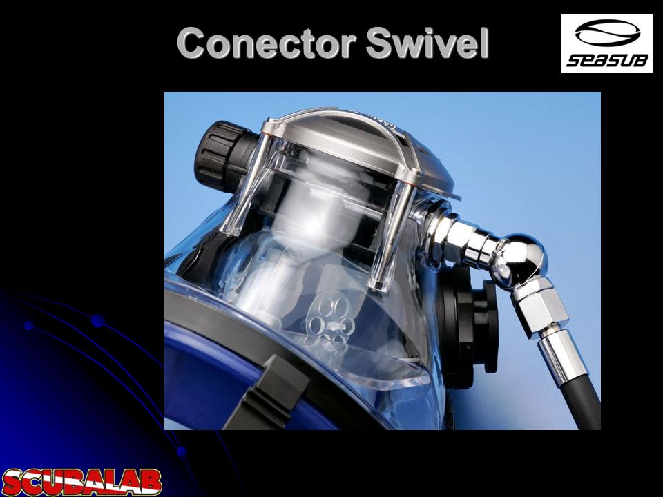 Conector Swivel