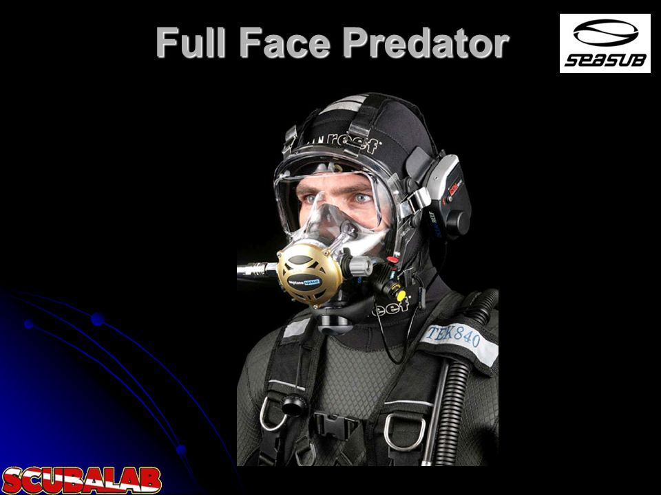 Full Face Predator