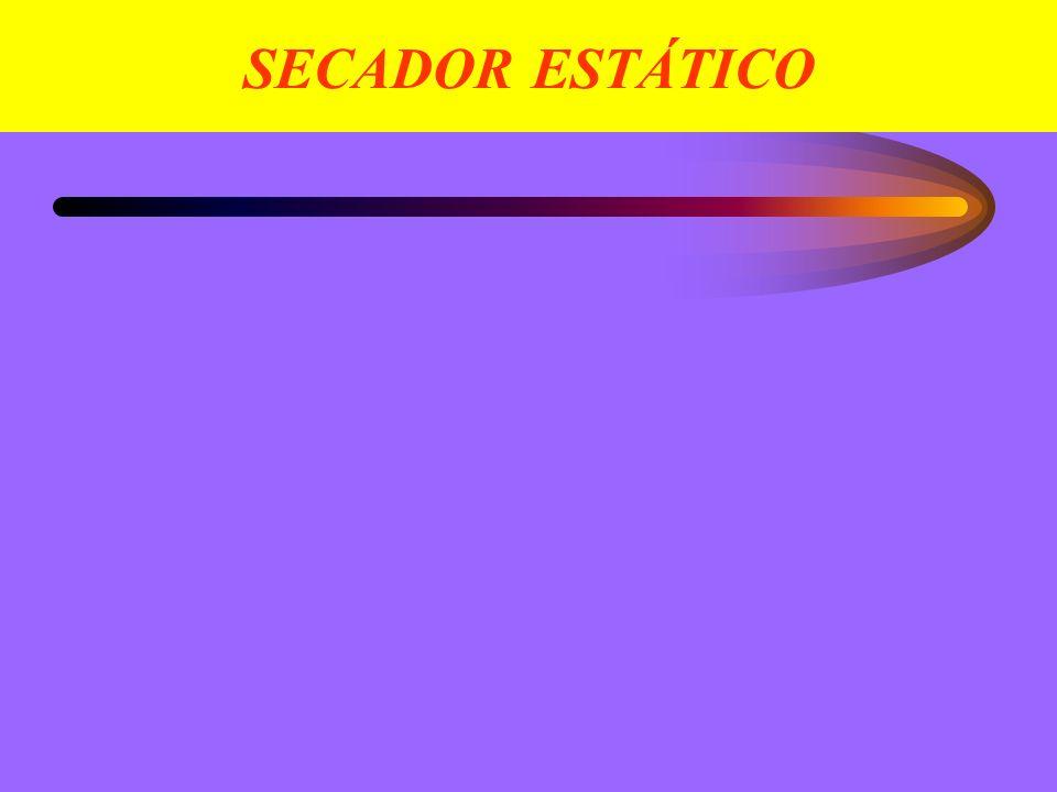 SECADOR ESTÁTICO