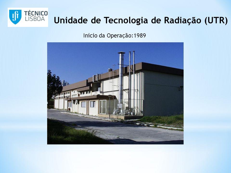 Unidade de Tecnologia de Radiação (UTR) Inicio da Operação:1989