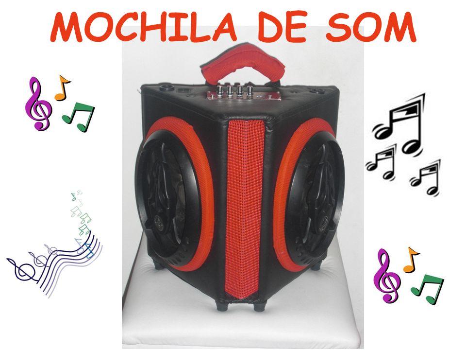 MOCHILA DE SOM