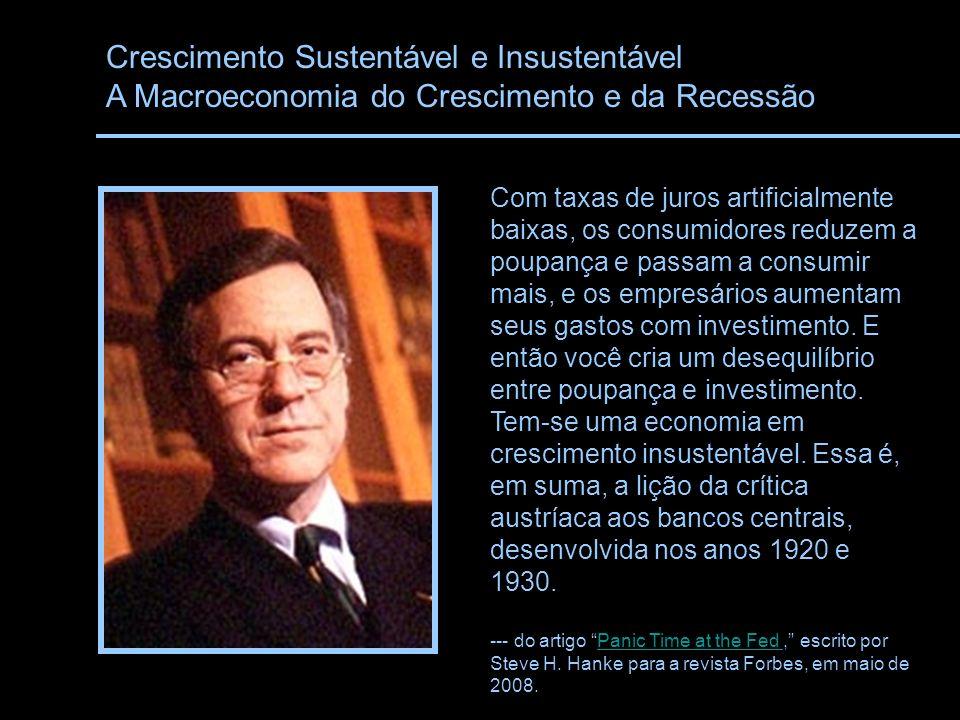 INVESTIMENTO TAXA DE JUROS POUPANÇA (S) INVESTIMENTO (D) D S CONSUMO ESTÁGIOS DA PRODUÇÃO CONSUMO ESTÁGIOS DA PRODUÇÃO MERCADO DE TRABALHO DO ESTÁGIO