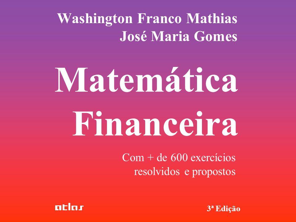 MONTANTE JURO SIMPLES Montante é a soma do juro mais o capital aplicado.
