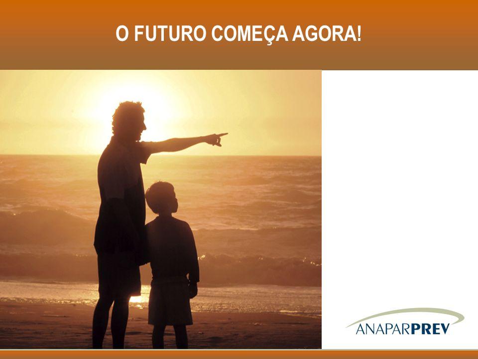 O FUTURO COMEÇA AGORA!