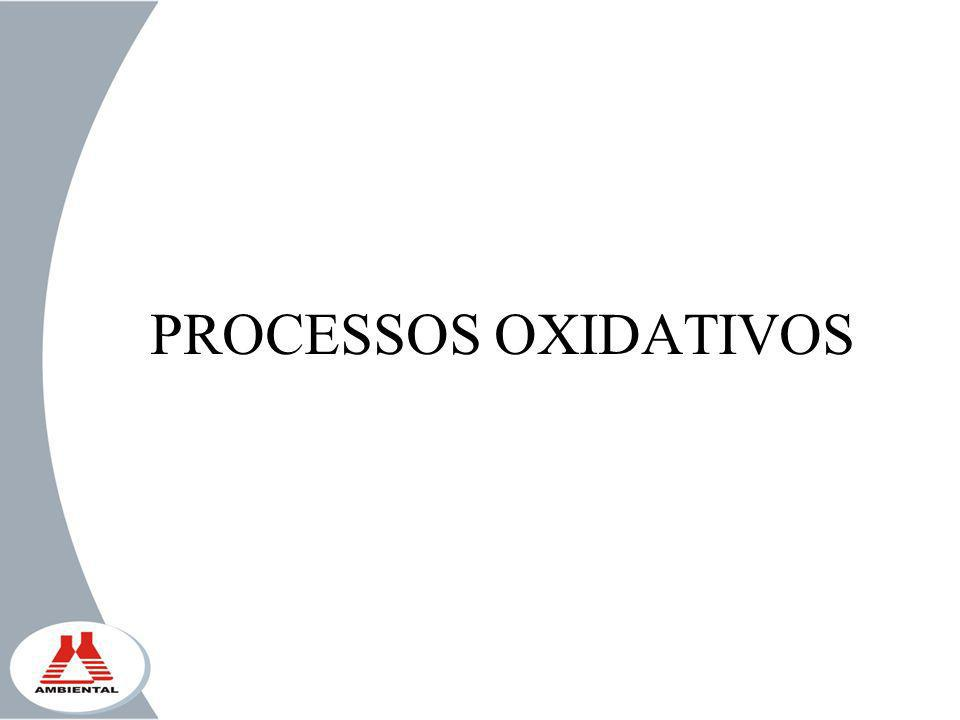 PROCESSOS OXIDATIVOS