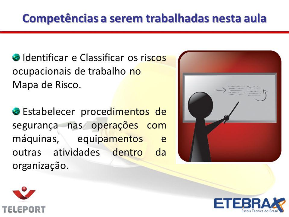 Competências a serem trabalhadas nesta aula Elaborar procedimentos de liberação de serviços.