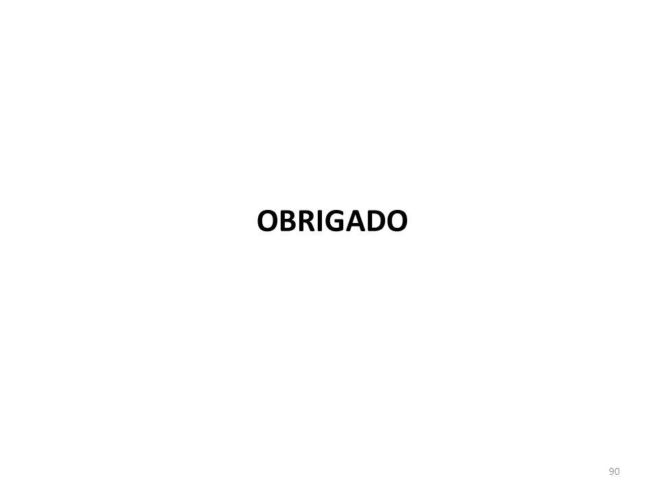 OBRIGADO 90