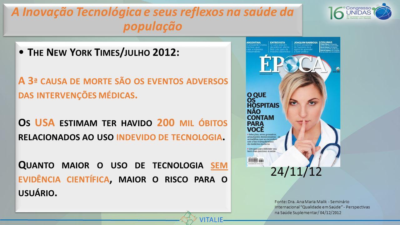 Globo.com O número de denúncias de erros médicos cresceu 52,10% em 2011, em relação ao ano anterior.