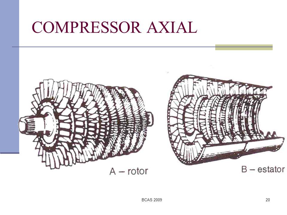 BCAS 200920 COMPRESSOR AXIAL