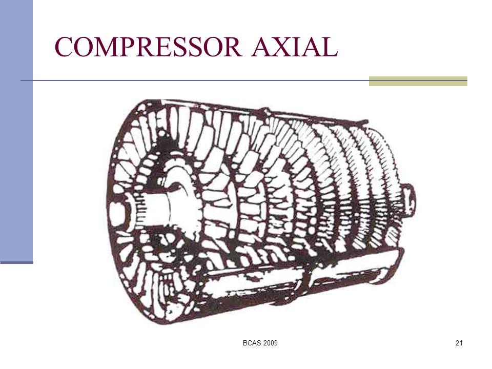 BCAS 200921 COMPRESSOR AXIAL