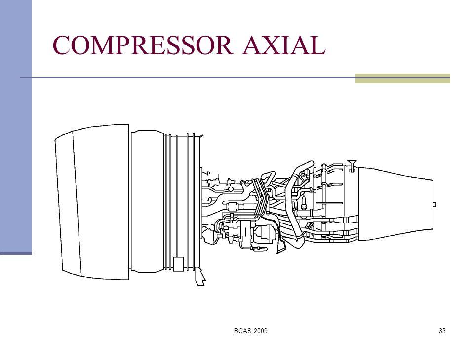 BCAS 200933 COMPRESSOR AXIAL