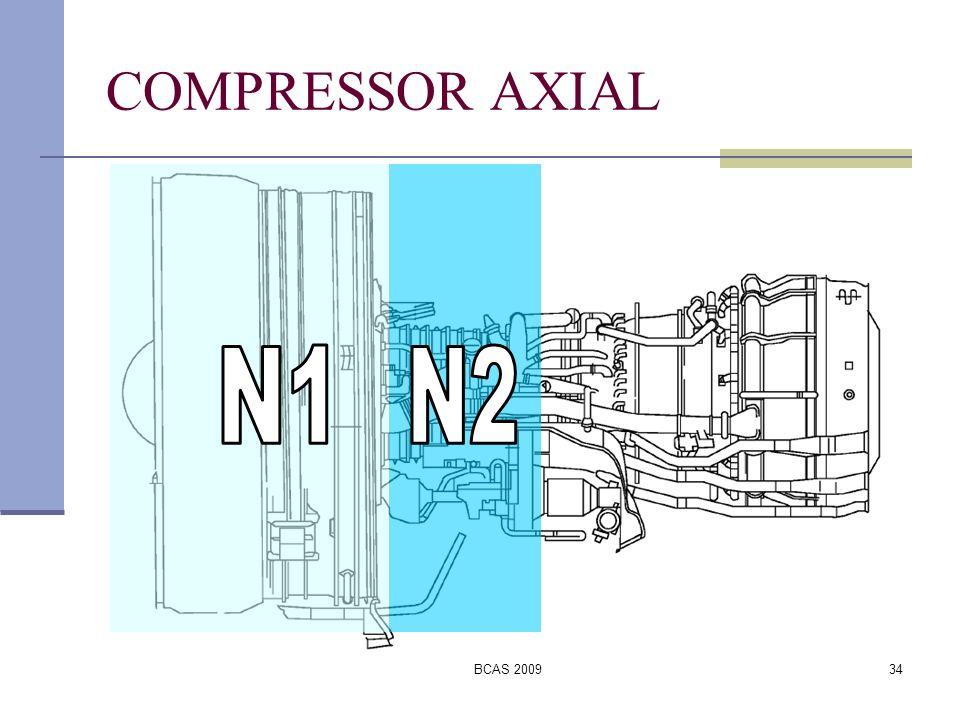 BCAS 200934 COMPRESSOR AXIAL