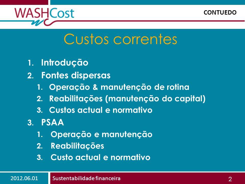 2012.06.01Sustentabilidade financeira 2 Custos correntes 1.