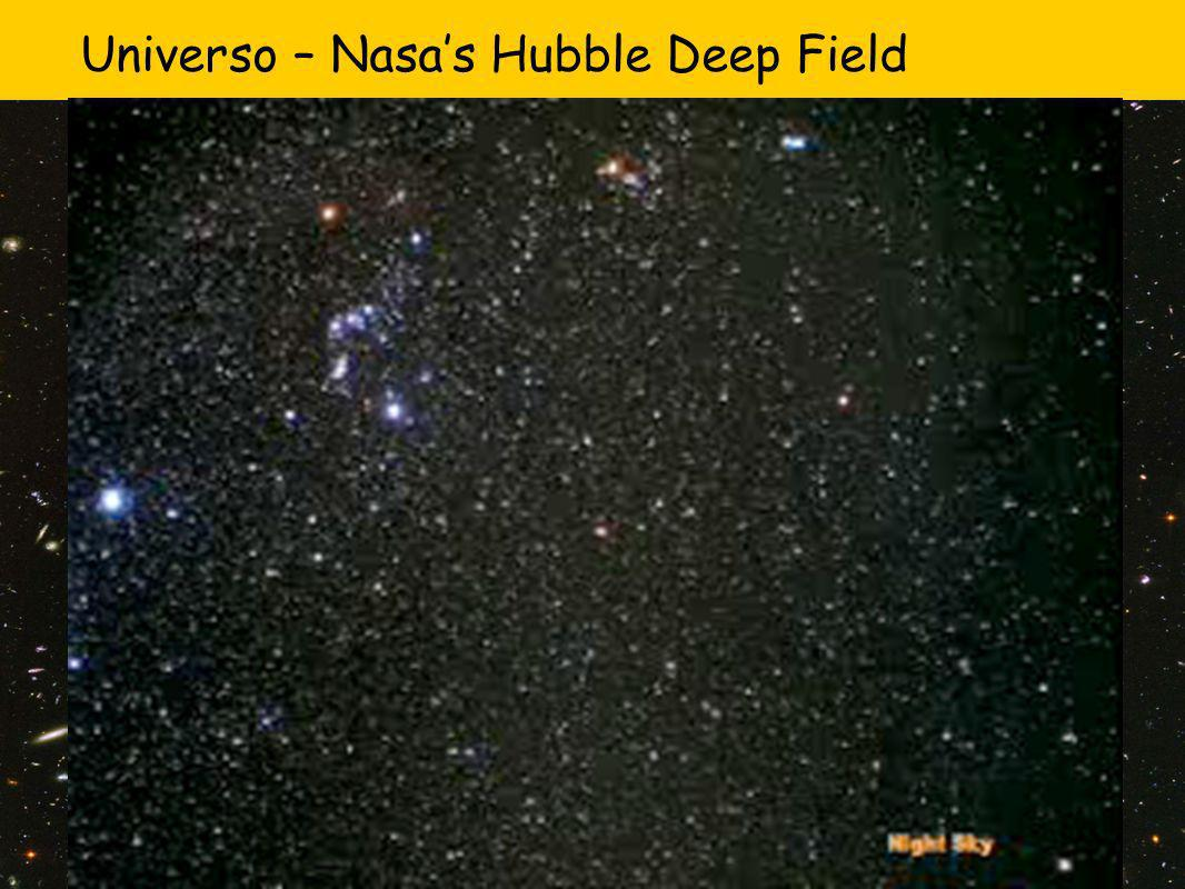 Universo – Nasas Hubble Deep Field
