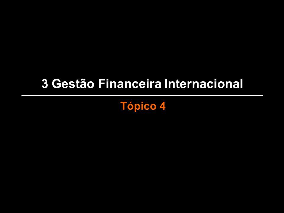 3 Gestão Financeira Internacional Tópico 4