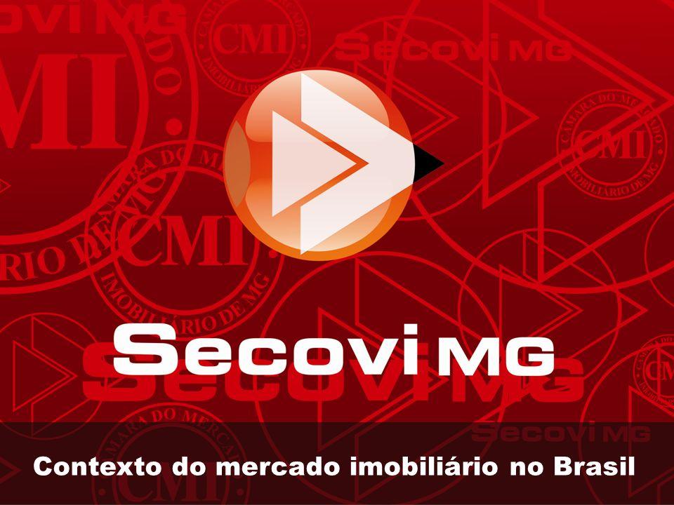 Contexto do mercado imobiliário no Brasil