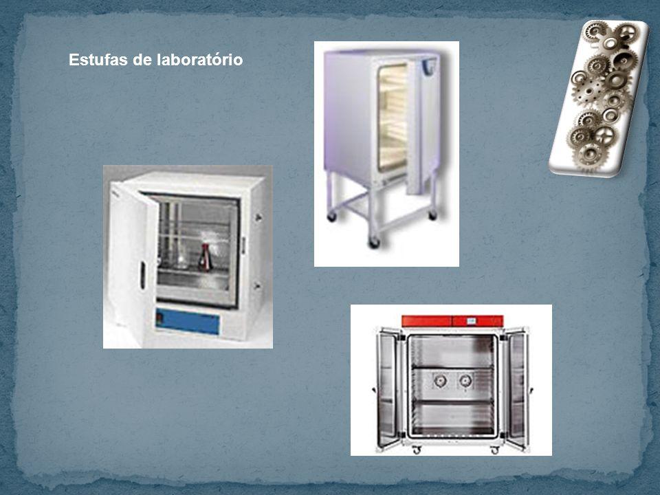Estufas de laboratório
