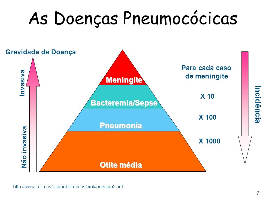 8 Fatores de Risco para a Doença Pneumocócica Idade Crianças com menos de 2 anos de idade Adultos com mais de 65 anos de idade Etnia Americanos de origem africana Populações indígenas Ambientais Crianças em creches Não amamentadas ao seio materno Fumantes passivos Baixo nível sócio-econômico