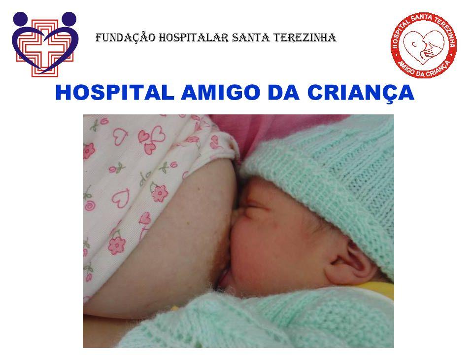 HOSPITAL AMIGO DA CRIANÇA Fundação Hospitalar Santa Terezinha