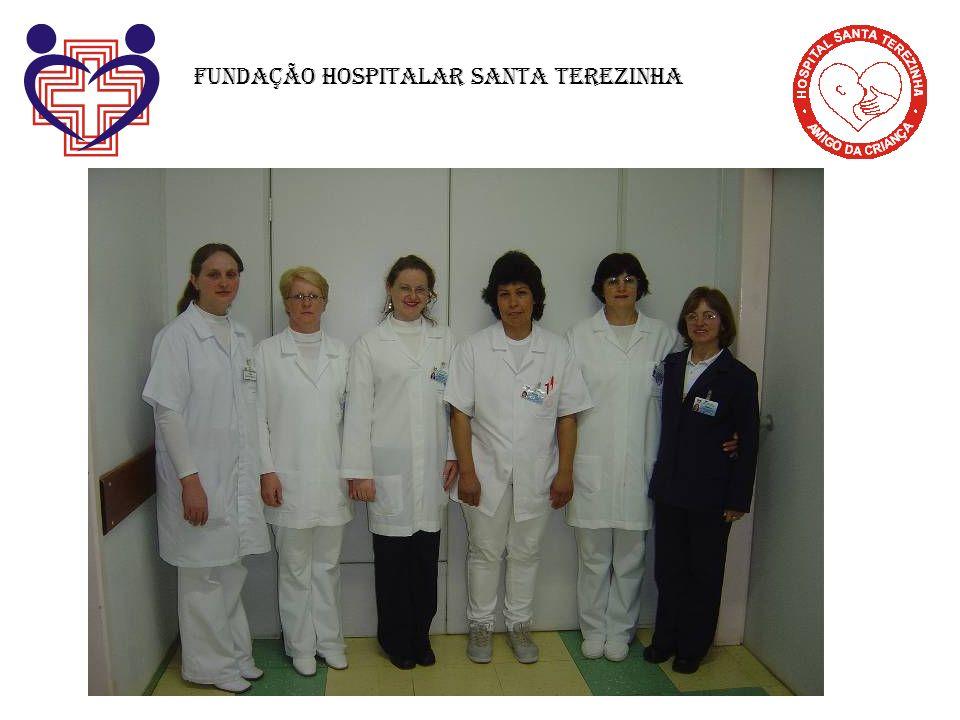 Hospital Amigo da Criança é um título conquistado pela Instituição, desde o ano 2000, que promove, protege e apóia o aleitamento.